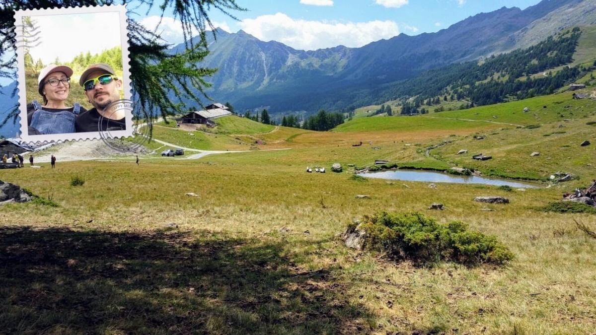 Valle d'Aosta primo viaggio in montagna per due amanti del mare