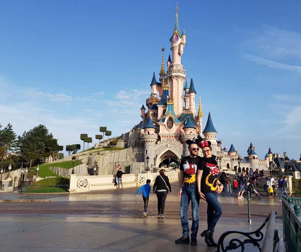 Disneyland Paris Castello