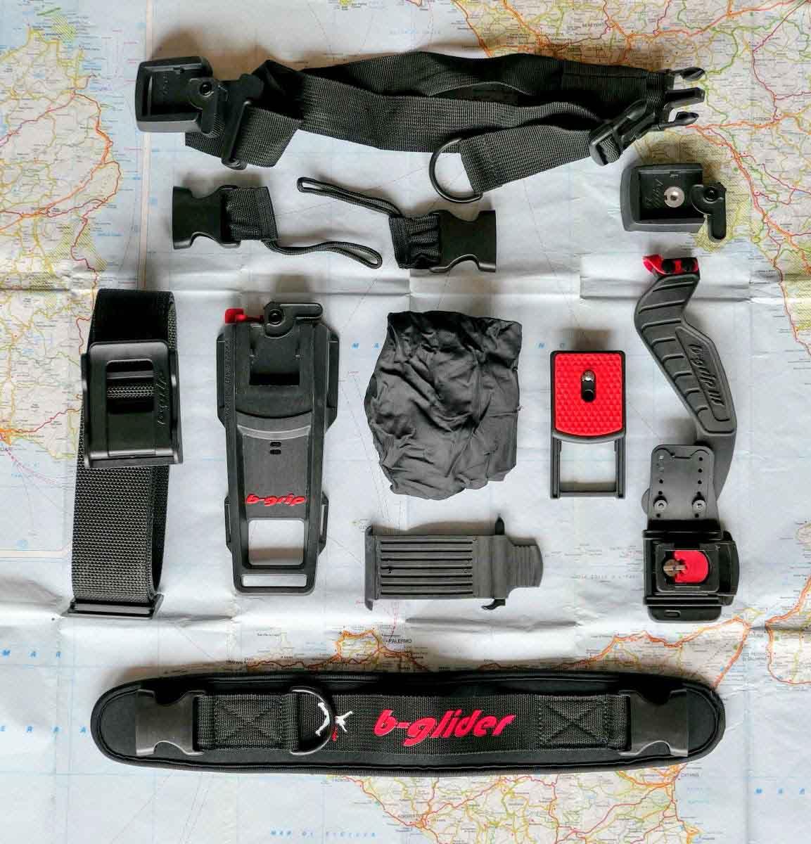 accessori per il trasporto di materiale fotografico