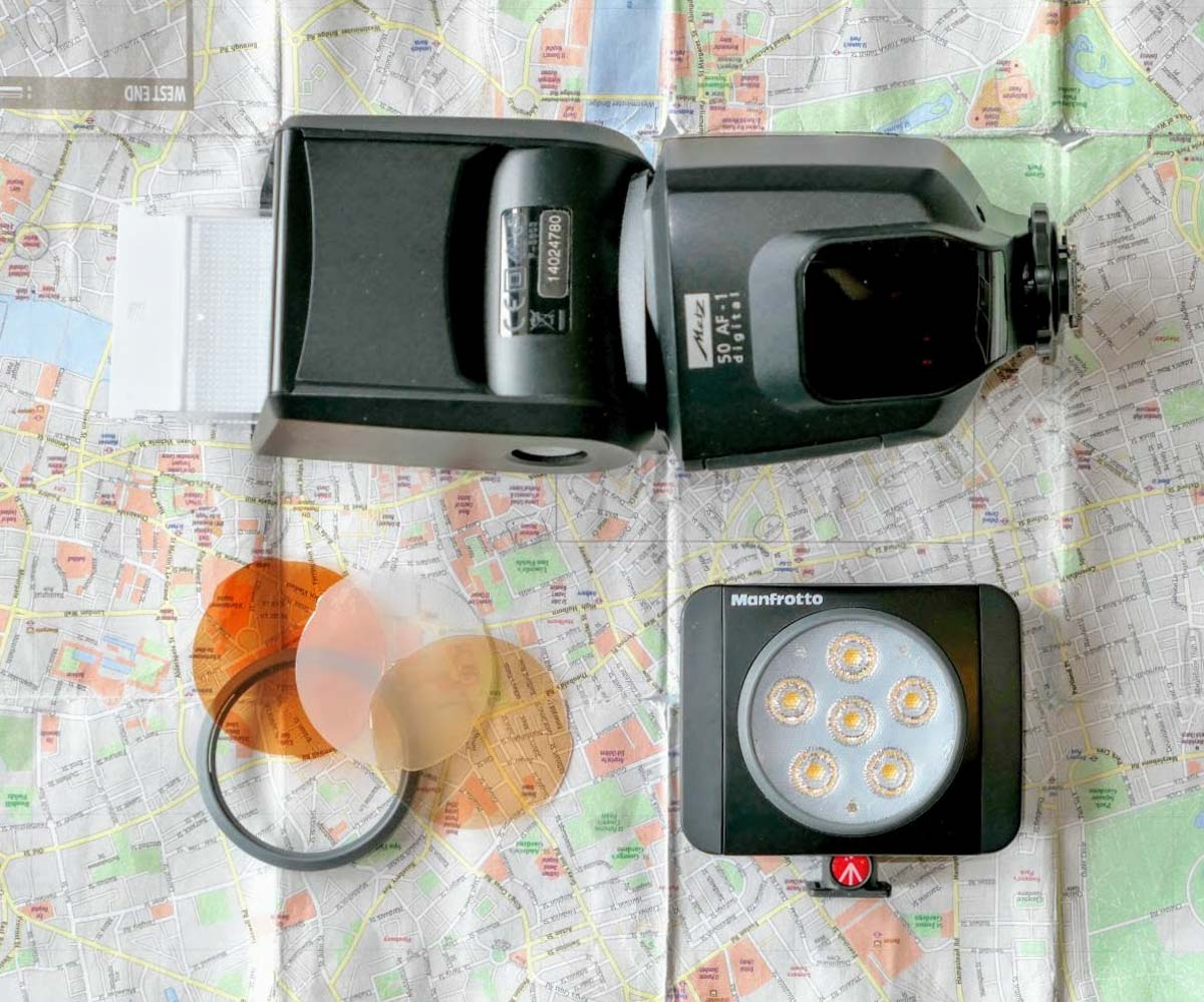 strumenti per la gestione della luce