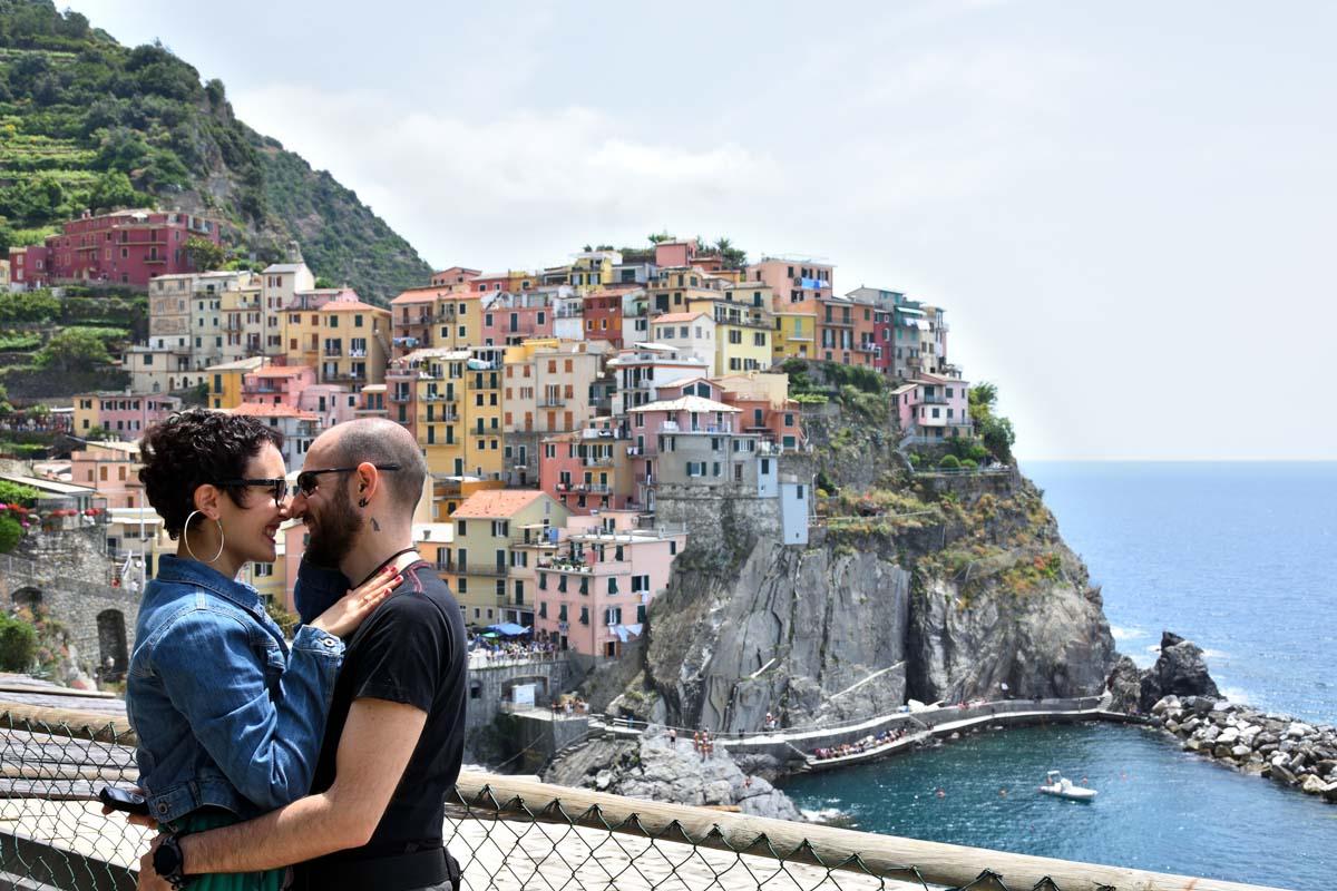 Cinque Terre : un week end per una fuga romantica