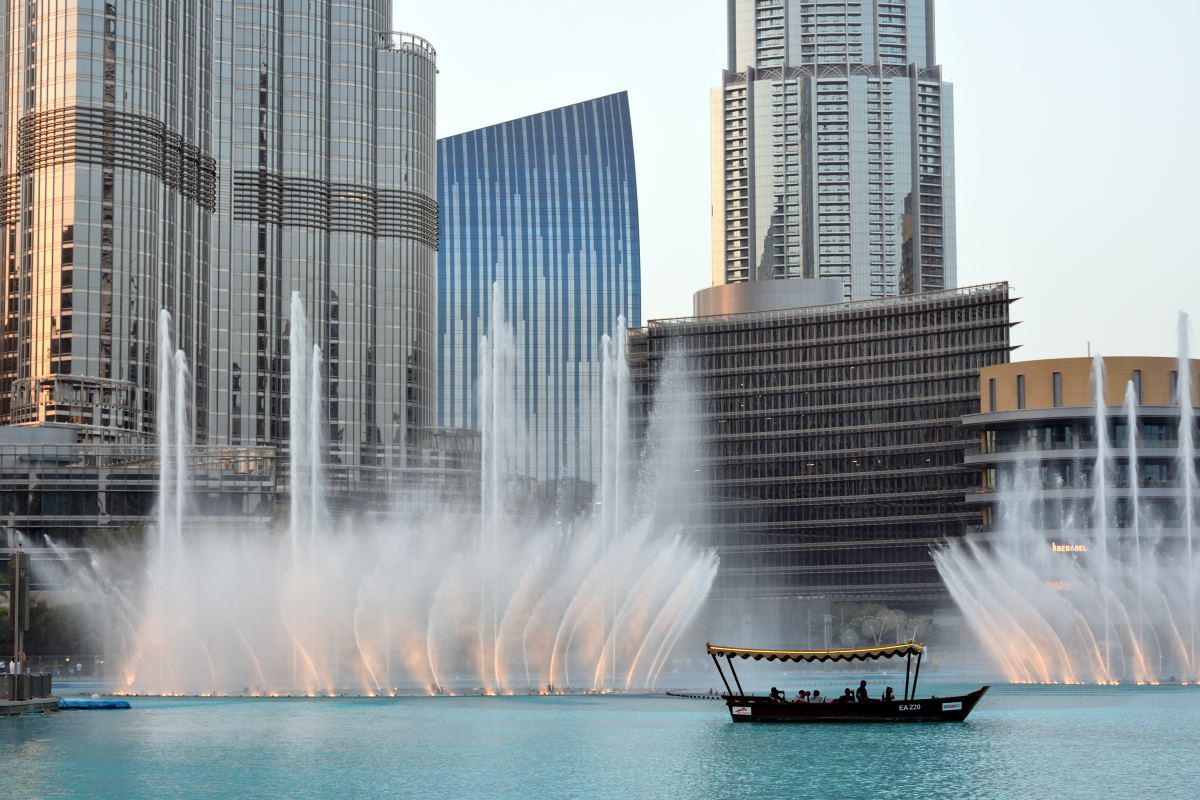 Ristoranti a Dubai : i nostri 5 preferiti