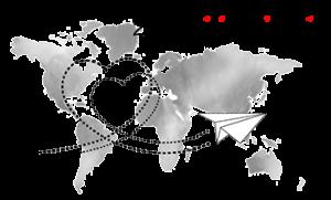 2 cuori in viaggio logo travel blog