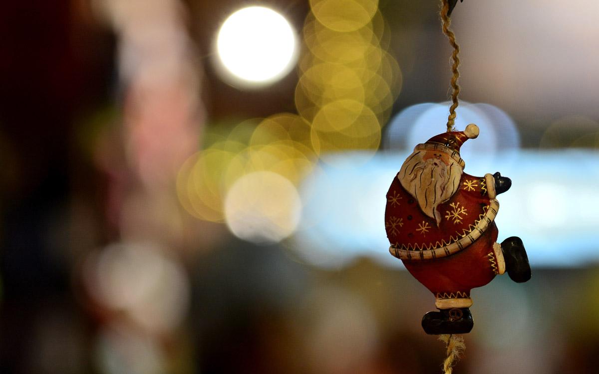 L'Artigiano in Fiera Decorazione natalizia