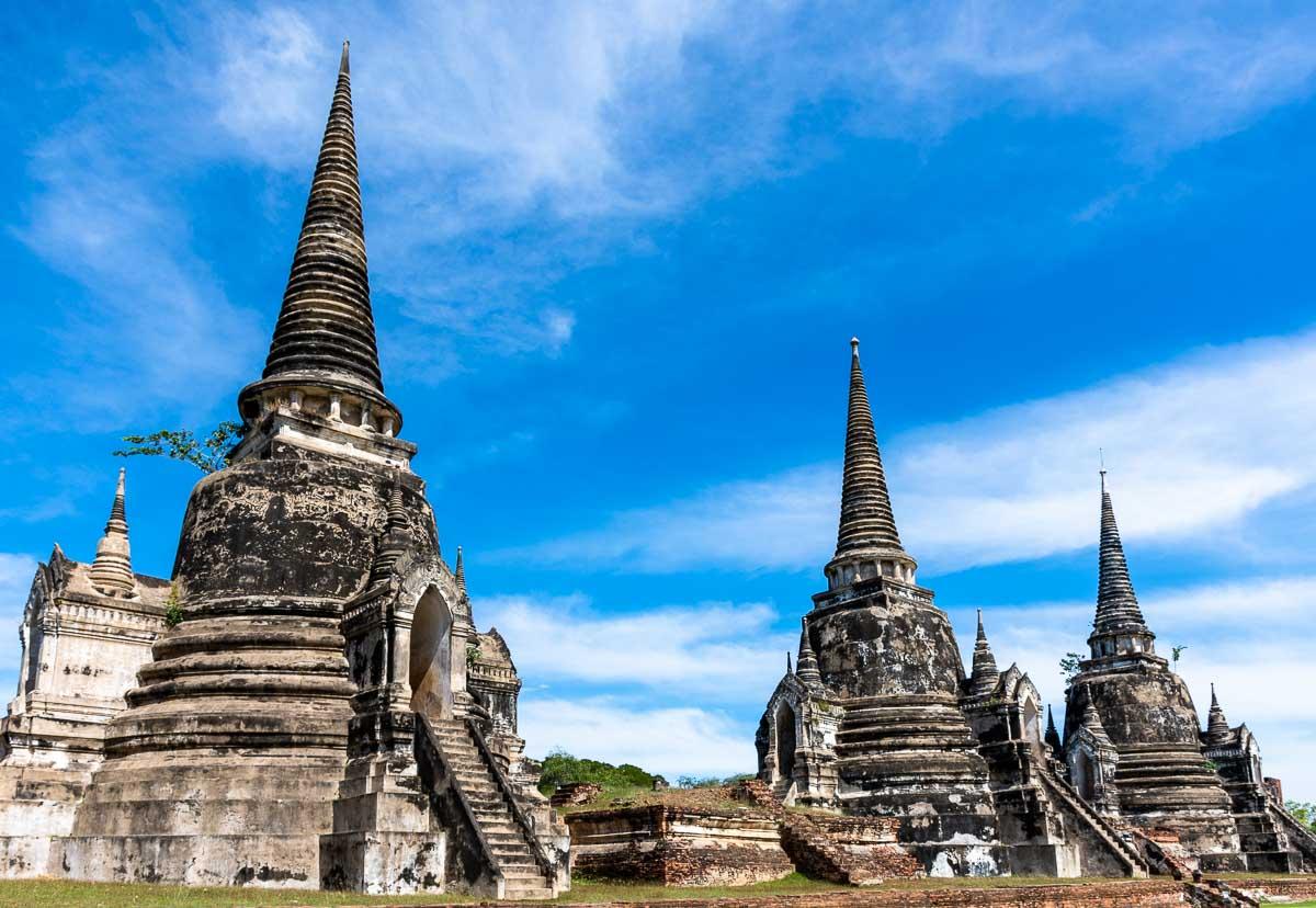 Escursioni a Bangkok : Ayutthaya