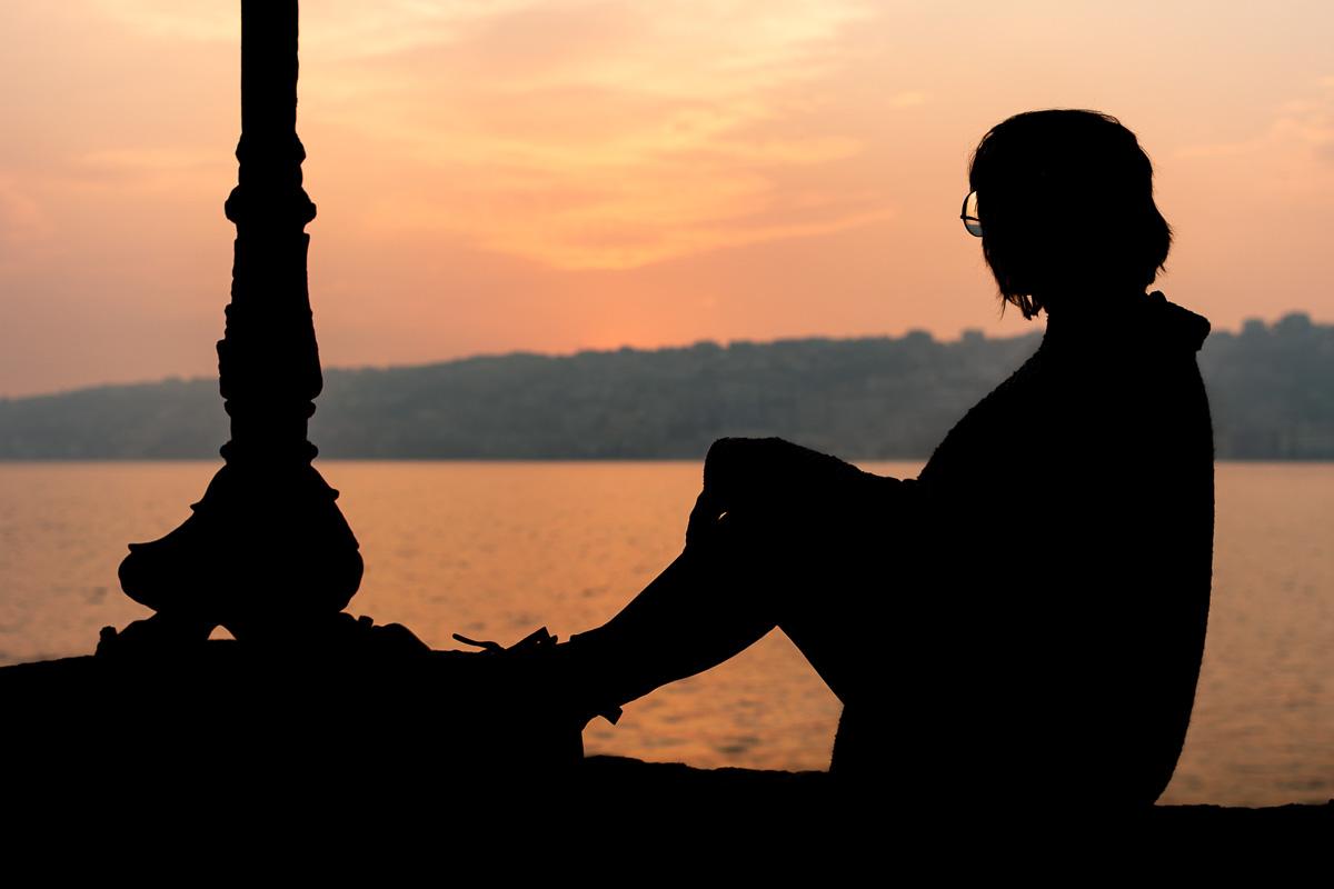 Cosa vedere a Napoli tramonto Claudia