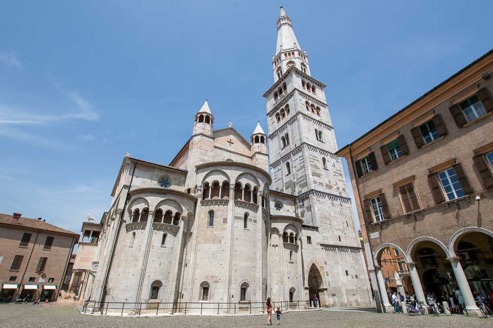 Modena con una guida speciale
